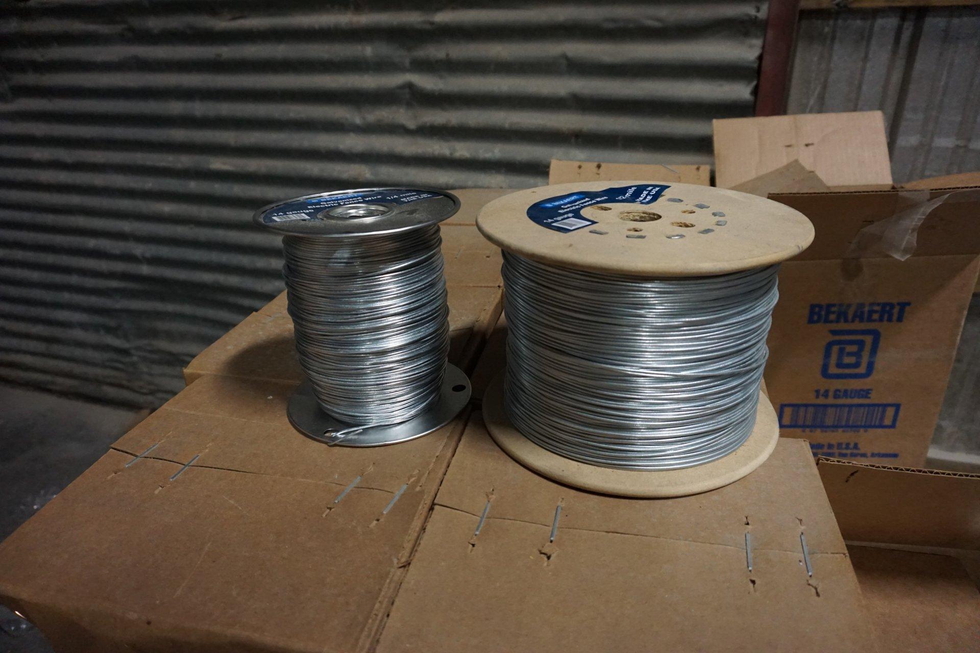 Bartlett Co Op Electric Fence Wire 14 Gauge